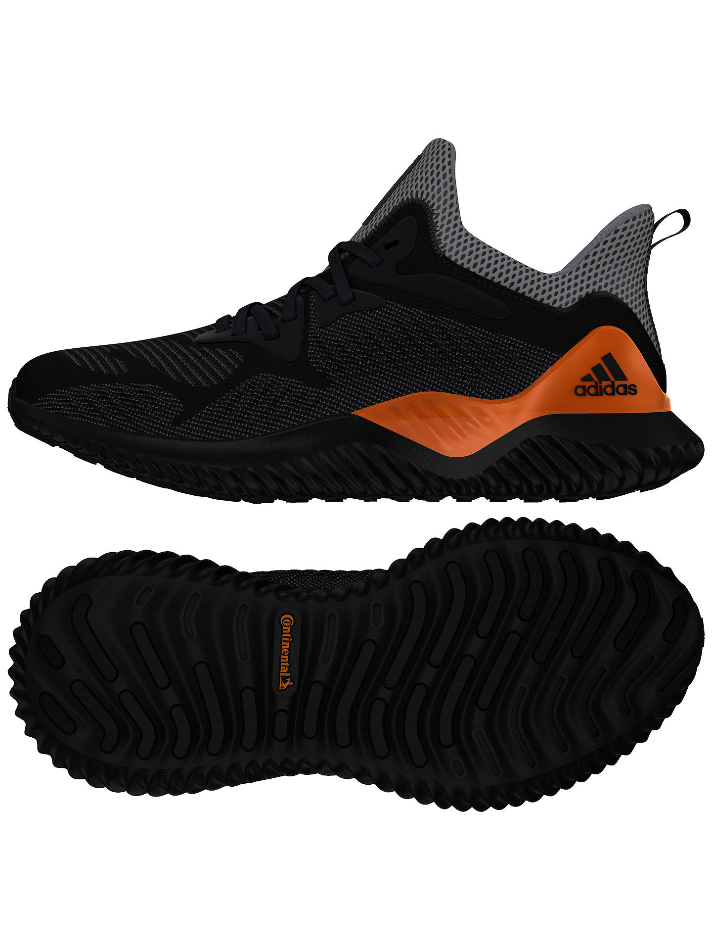b2300a24c Adidas Alphabounce 2 Men s Running Shoes at John Lewis   Partners