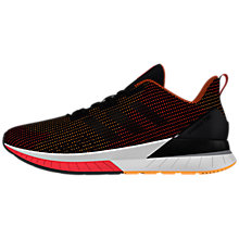 Buy Adidas Questar TND Mens's Running Shoes, Black Online at johnlewis.com