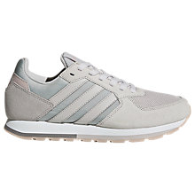 Buy Adidas Neo 8K Casual Women's Trainers, Grey Online at johnlewis.com