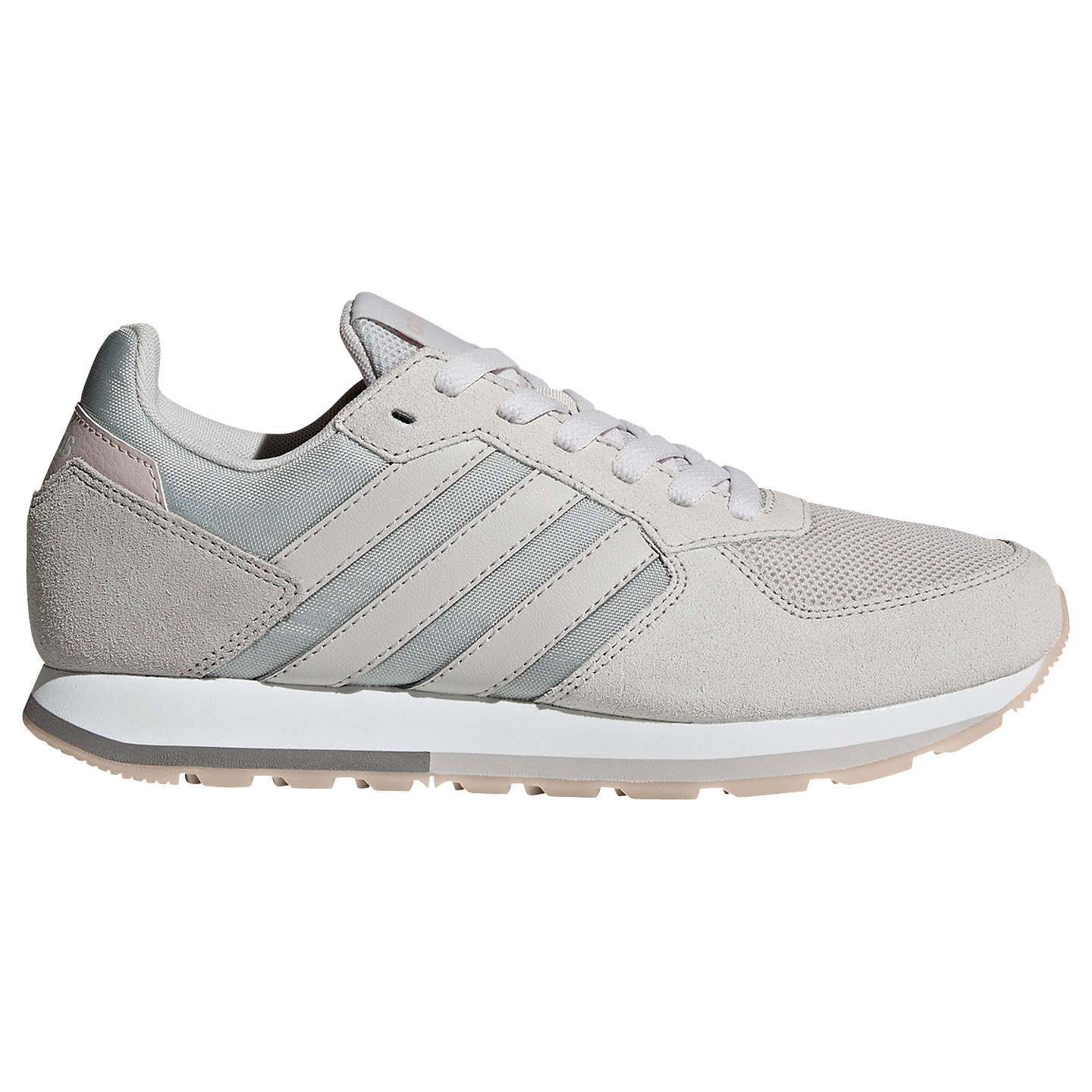 Buyadidas Neo 8K Casual Women's Trainers, Grey, 4 Online at johnlewis. ...
