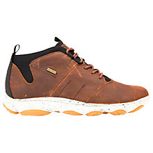 Buy Geox Nebula Amphibiox Waterproof 4x4 Breathing Suede Trainers Online at johnlewis.com