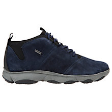Buy Geox Nebula 4x4 Breathing Suede Trainers Online at johnlewis.com