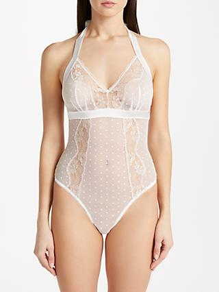 Somerset by Alice Temperley Lea Bridal Lace Body, Cream