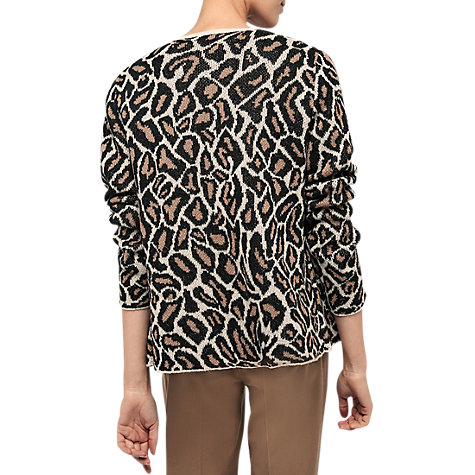 Buy Gerard Darel Loelia Knitted Cardigan, Camel Online at johnlewis.com