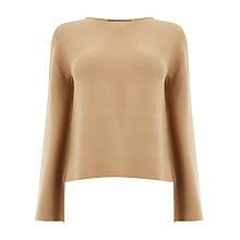 Buy Oasis Bell Sleeve Jumper Online at johnlewis.com