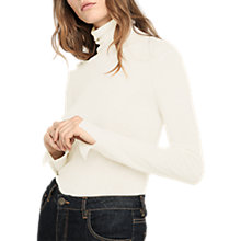 Buy Gerard Darel Larry Pure Wool Pullover Jumper, Ecru Online at johnlewis.com