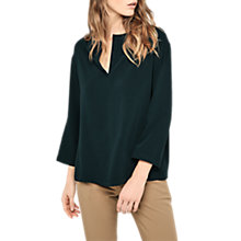 Buy Gerard Darel Babylon Blouse, Green Online at johnlewis.com