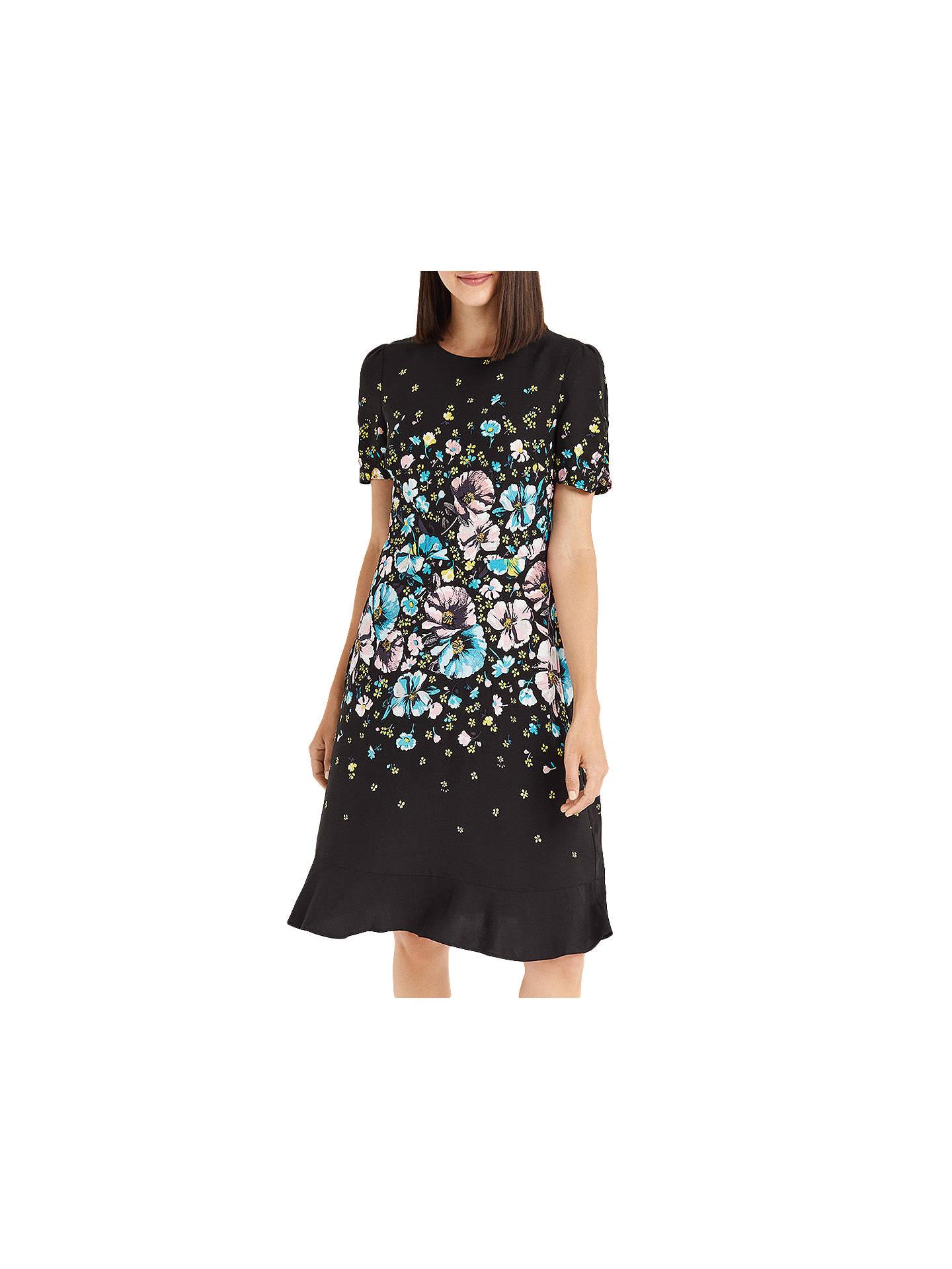 BuyOasis Long Length Rosetti Short Sleeve Skater Dress 5952391a2919