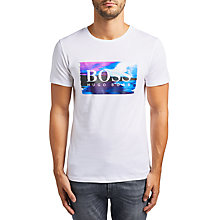 Buy BOSS Orange Typical 2 T-Shirt Online at johnlewis.com