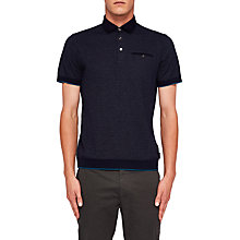 Buy Ted Baker Alburt Polo Shirt Online at johnlewis.com