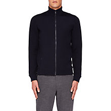 Buy Ted Baker Webster Jacket, Navy Online at johnlewis.com