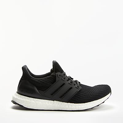 adidas UltraBOOST Women's Running Shoes, Core Black