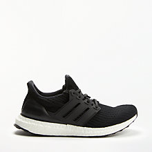 Buy adidas UltraBOOST Women's Running Shoes, Core Black Online at johnlewis.com