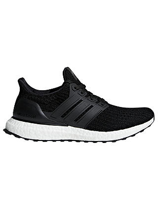 Buy adidas UltraBOOST Women's Running Shoes, Core Black, Core Black, 4 Online at johnlewis.com