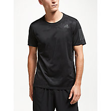 Buy Adidas Response Running Top Online at johnlewis.com