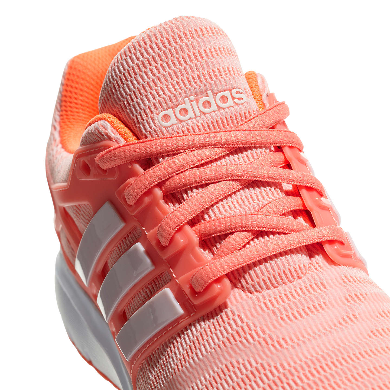 Adidas Energy Cloud V  mujer 's corriendo zapatos, tiza coral en John Lewis