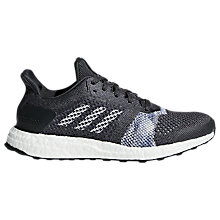 Buy Adidas UltraBOOST Stability Women's Running Shoes, Carbon Grey Online at johnlewis.com