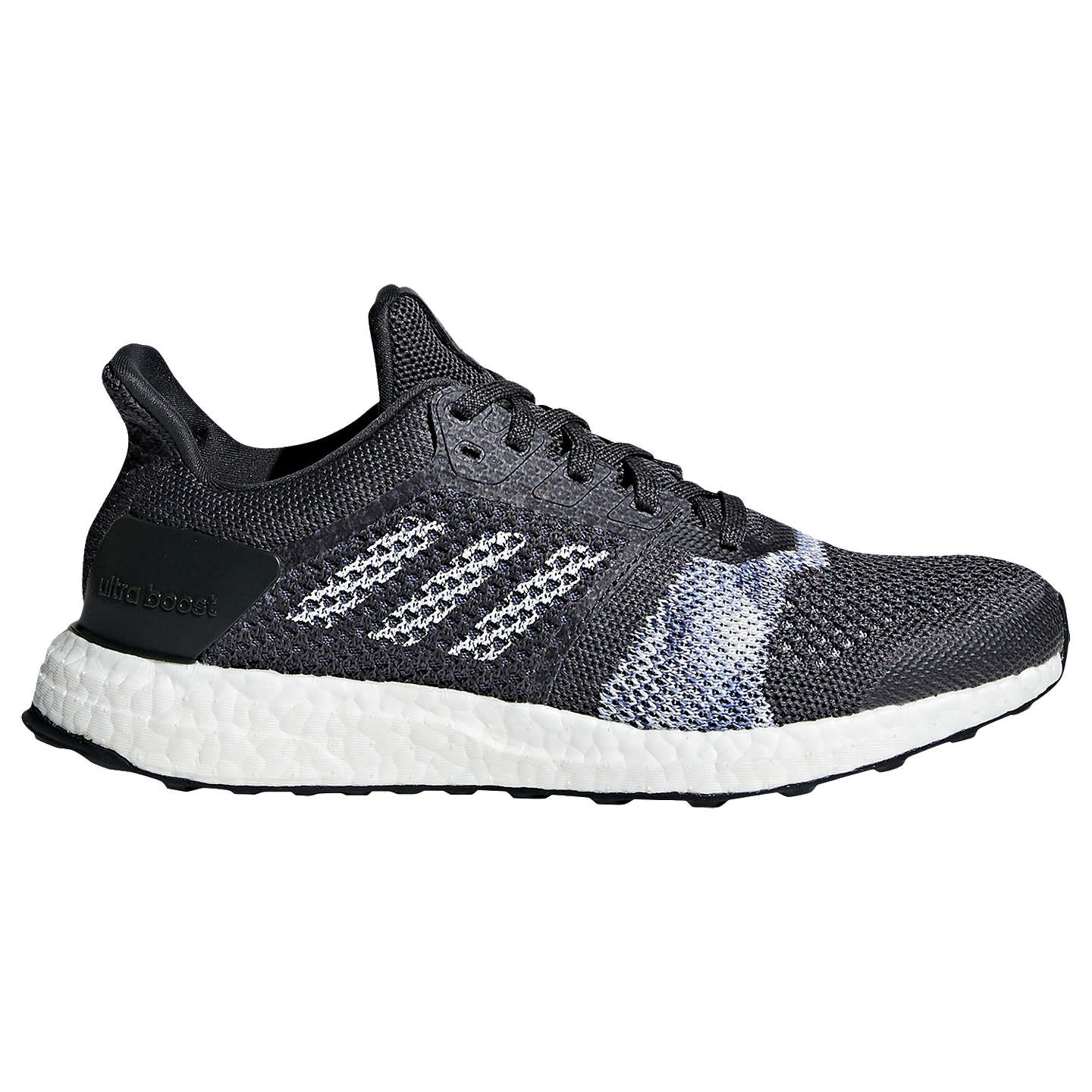 Buyadidas UltraBOOST Stability Women's Running Shoes, Carbon Grey, 4 Online  at johnlewis. ...