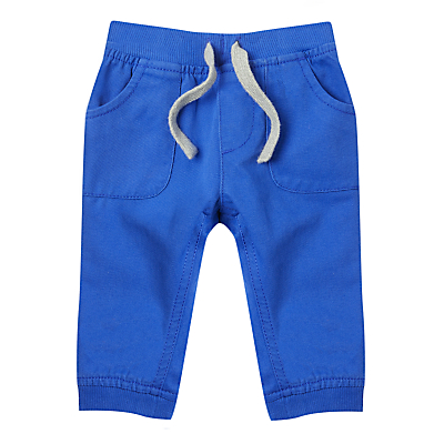 Product photo of John lewis baby joggers blue