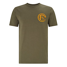 Buy Filson Graphic T-Shirt, Green Online at johnlewis.com