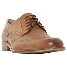 Buy Dune Banbury Leather Brogues Online at johnlewis.com