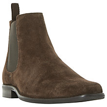 Buy Dune Major Suede Chelsea Boots Online at johnlewis.com