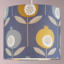 Buy Scion Pepino Cotton Lampshade, Multi Online at johnlewis.com