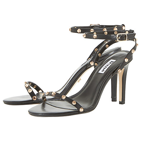 Buy Dune Macintosh Studded Stiletto Sandals Online at johnlewis.com
