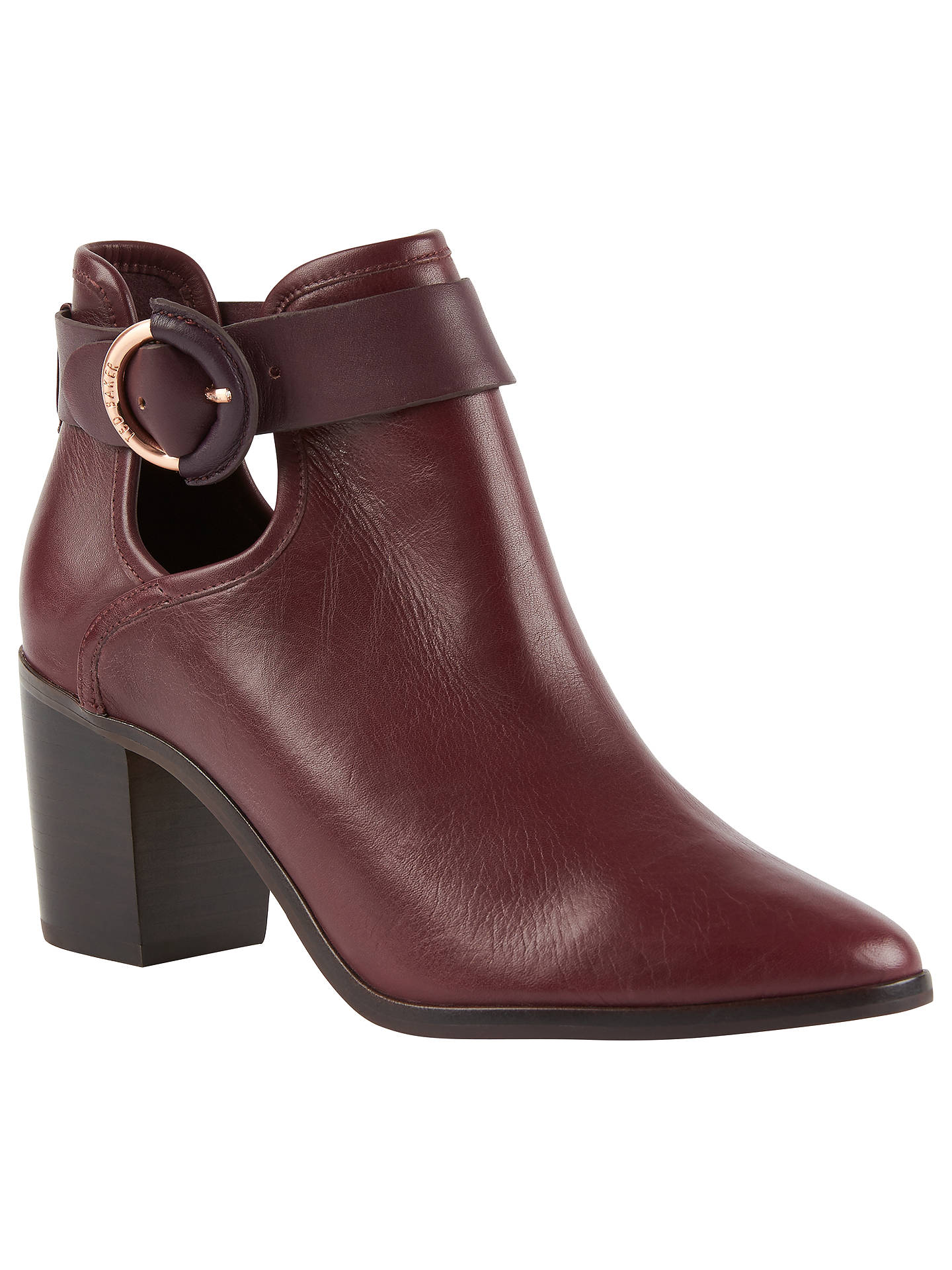 Ted Baker Ankle Shoe Boots
