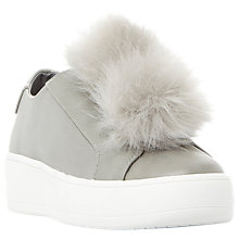 Buy Steve Madden Breeze Pom Pom Trainers Online at johnlewis.com