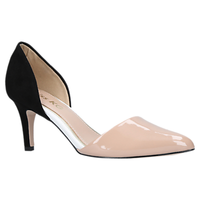 Miss KG Celina Two Part Stiletto Court Shoes