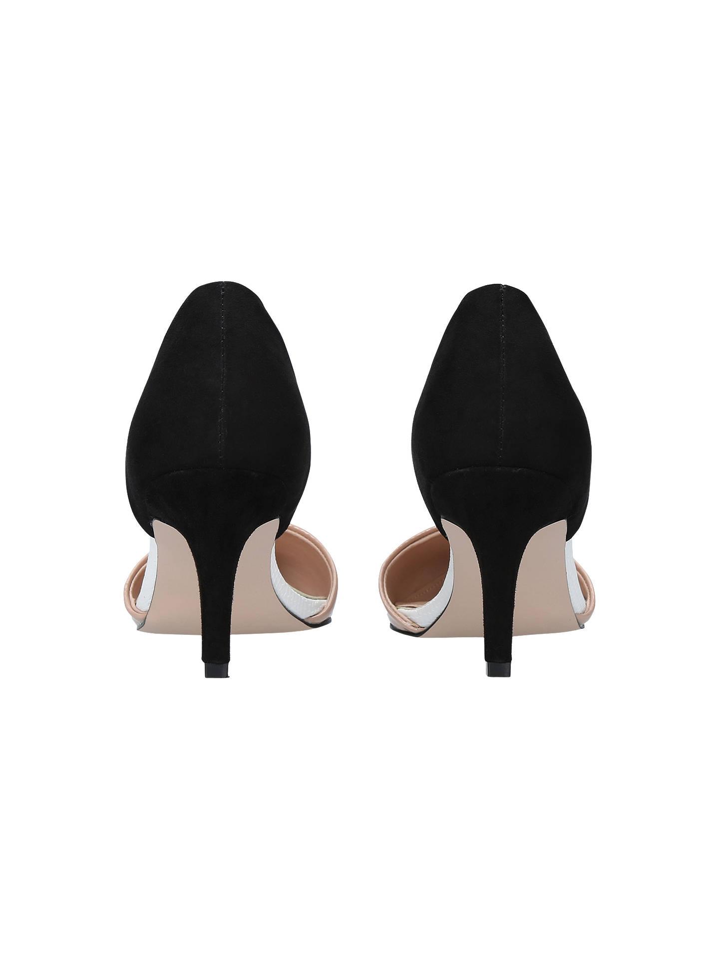 3c8d68a4ffde Miss KG Celina Two Part Stiletto Court Shoes at John Lewis   Partners