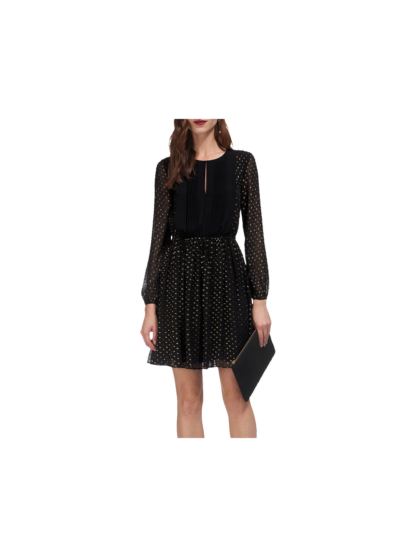 BuyWhistles Eva Fleck Dress MultiGold 6 Online