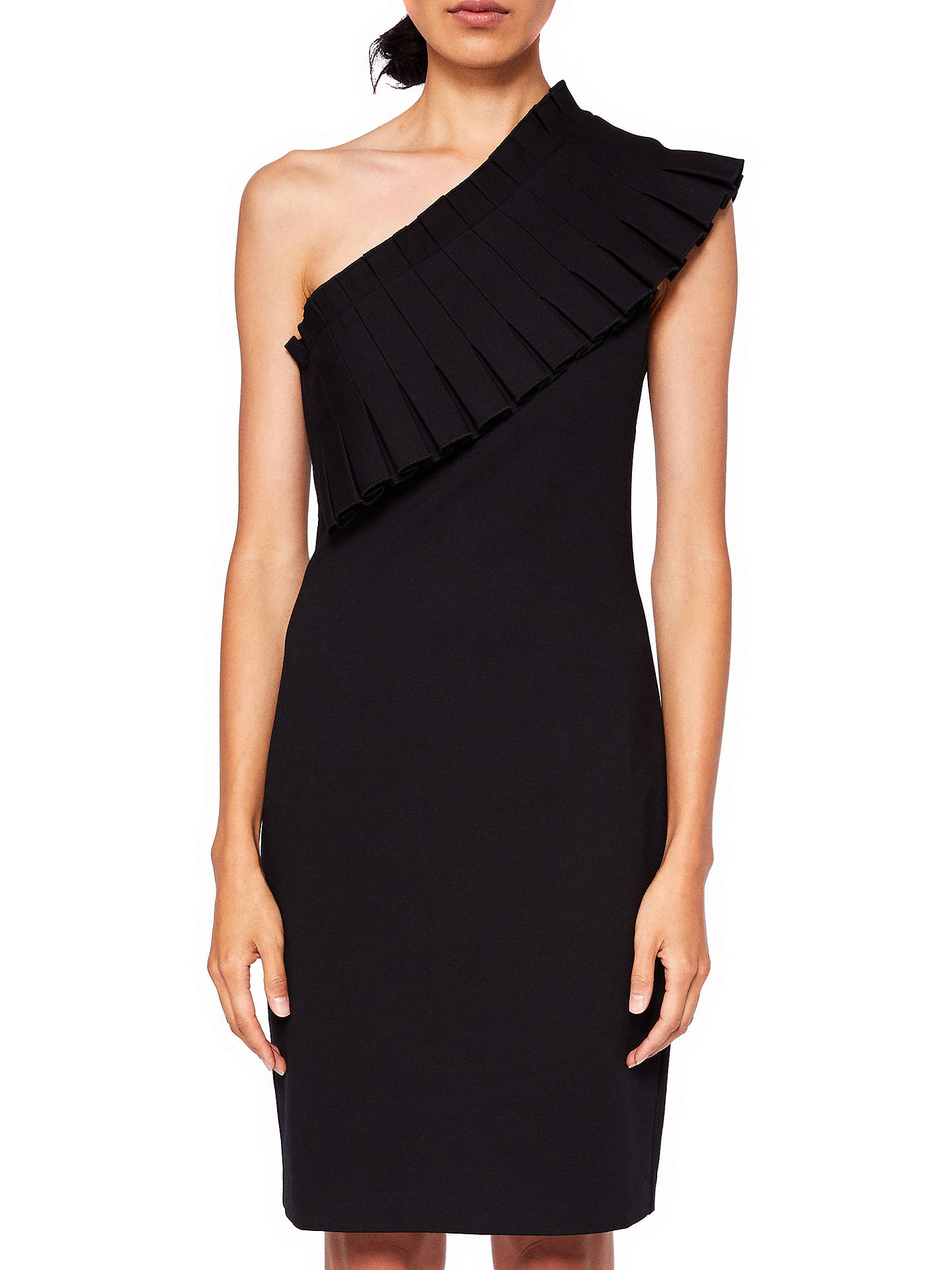 6dc5d39031e Buy Ted Baker Laylahi Pleated One Shoulder Dress
