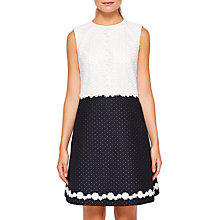 Buy Ted Baker Olara Daisy Shift Dress, Multi Online at johnlewis.com