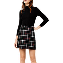 Buy Warehouse Check Pelmet Skirt, Multi Online at johnlewis.com