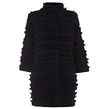 Buy Phase Eight Filippa Fringe Knitted Coat Online at johnlewis.com