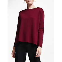 Buy Winser London Audrey Merino Wool Jumper Online at johnlewis.com