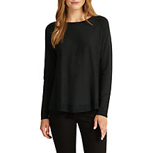 Buy Phase Eight Terza Zip Back Swing Knit Jumper, Pine Online at johnlewis.com