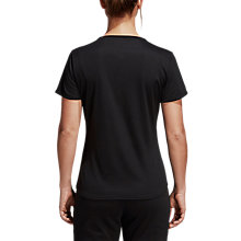 Buy adidas Response Short Sleeve Running T-Shirt, Black Online at johnlewis.com