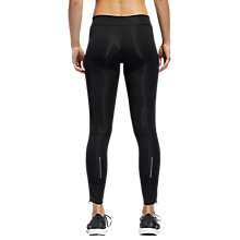 Buy Adidas Response Long Running Tights Online at johnlewis.com