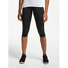 Buy adidas How We Do 3/4 Running Tights Online at johnlewis.com