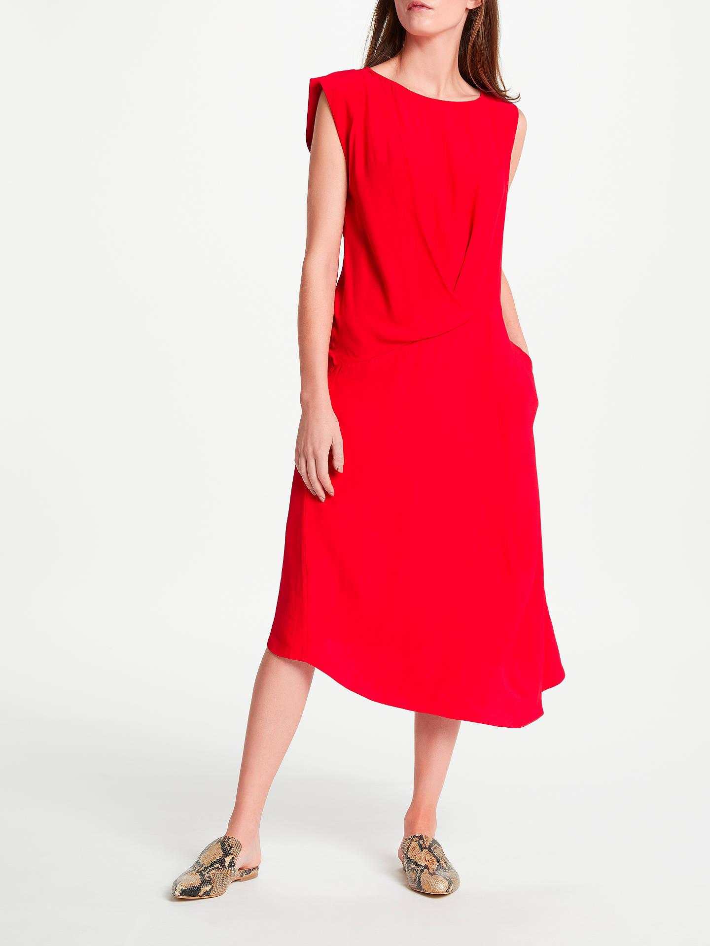 6c0c3802686 Buy Modern Rarity Eudon Choi Surette Drape Dress