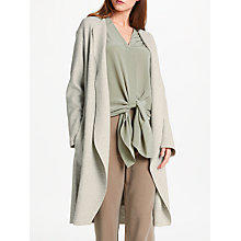 Buy Modern Rarity Drape Wool Coatigan Online at johnlewis.com