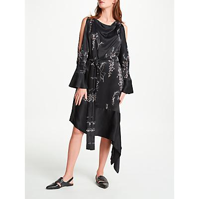 Modern Rarity Eudon Choi Levine Archive Print Dress, Black