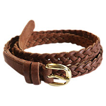 Buy Séraphine Kirby Belt, Tan Online at johnlewis.com