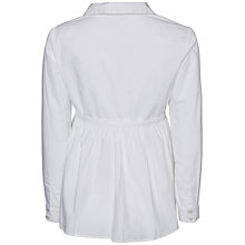 Buy Mamalicious Triana Long Sleeve Woven Shirt Online at johnlewis.com