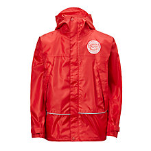 Buy Bilingue/Bilingual Stream of L'Ecole Marie D'Orliac & Holy Cross School Rain Jacket, Red Online at johnlewis.com