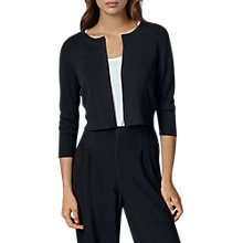 Buy East Edge To Edge Cover Up, Black Online at johnlewis.com