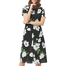 Buy Sugarhill Boutique Cassie Floral Dress, Black/Multi Online at johnlewis.com